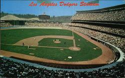Opening Day, Dodgers Stadium