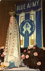 Our Lady of Fatima - Blue Army of Our Lady