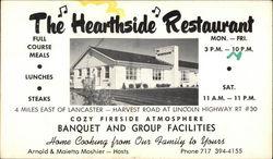 The Hearthside Restaurant