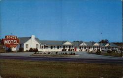Boyd's Motel