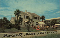 Maxwell Manor Apartments