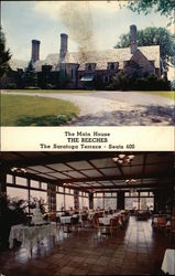 The Main House at The Beeches