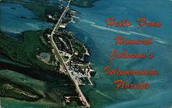 Hello From Howard Johnson's