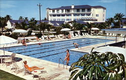 Pool Area at Cheeca Lodge
