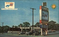 Duff's Quality Court Resort Motel