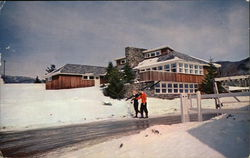 The Toll House located in the Heart of the East's Best Skiing Area - Mt. Mansfield