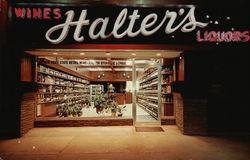 Halter's Wine and Liquor Store