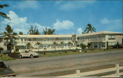 Tratters Motel (Now Crystal Cay Motel)