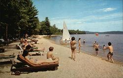 "Allen ""A"" Resort on beautiful Lake Wentworth"