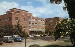 The Mary Hitchcock Memorial Hospital