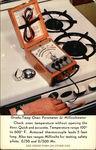 Gradu-Temp Oven Pyrometer & Millivoltmeter