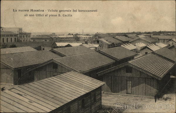 La Nuova Messina Italy
