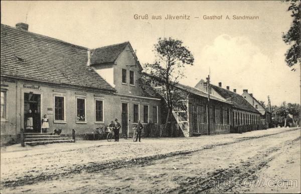 Gasthof A. Sandmann Jävenitz Germany