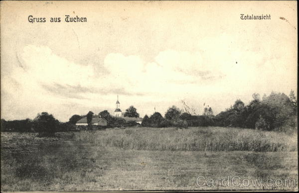 Gruss aus Tuchen Germany