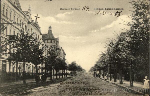 Berliner Strasse - Hohenschönhausen Germany