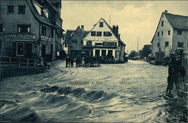 Heidenheim a. Brz Germany