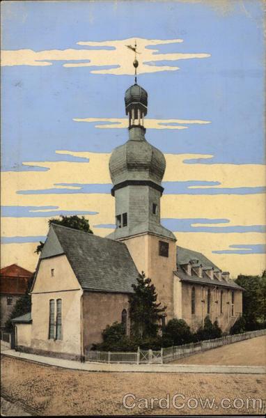 Martinskirche Apolda Germany