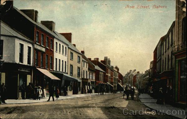 Bow Street Lisburn United Kingdom