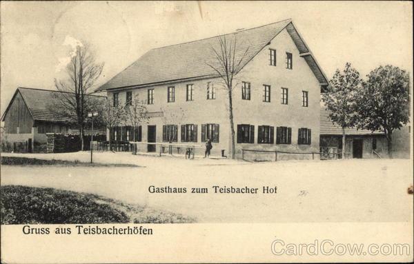 Gruss aus Teisbacherhofen Dingolfing Germany