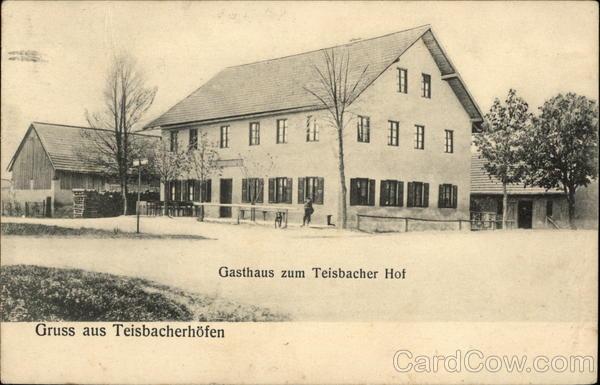 Gasthaus zum Teisbacher Hof Germany