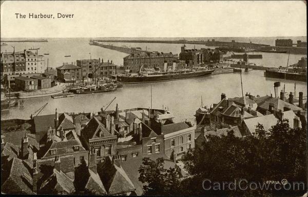 The Harbour Dover United Kingdom Kent