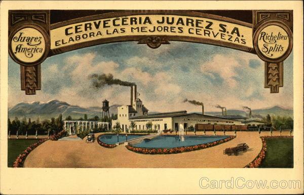 Cerveceria Juarez S.A.: Elabora Las Mejores Cervezas Mexico
