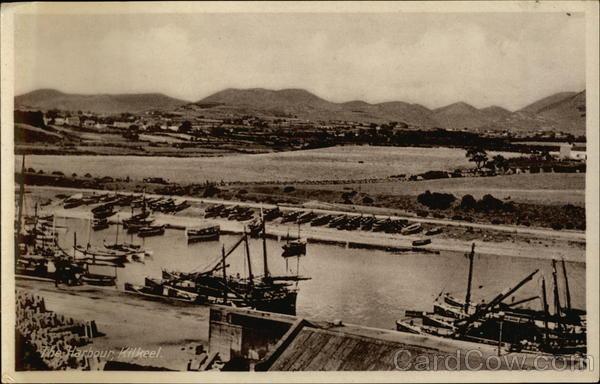 View of Harbour Kilkeel Ireland