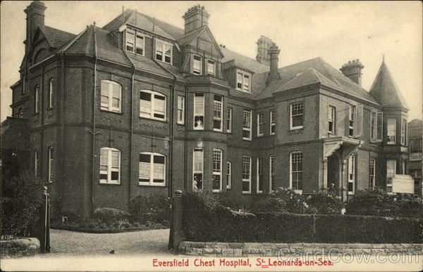 Eversfield Chest Hospital St. Leonards-on-Sea England