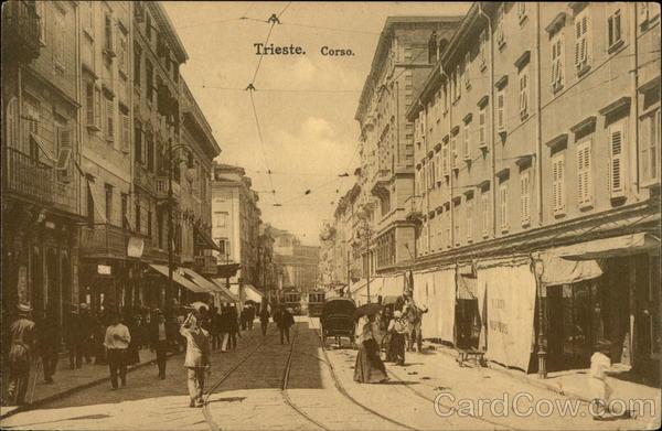 Corso Trieste Italy