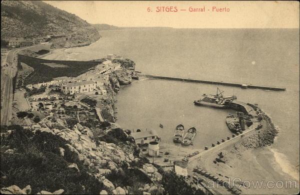 Garraf - Puerto Sitges Spain Spain, Portugal