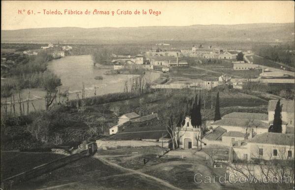 Fabrica de Armas y Cristo de la Vega Toledo Spain Spain, Portugal