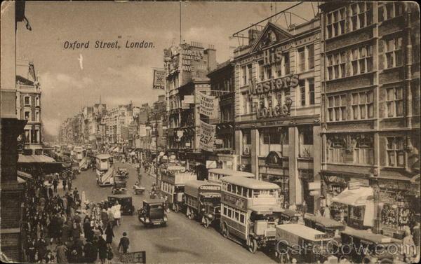 Oxford Street London England