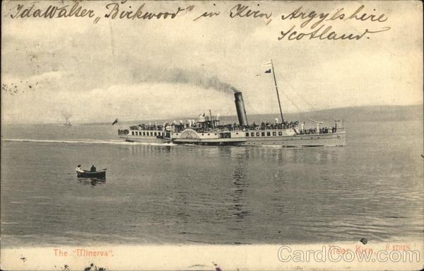 The Minerva Kirn Germany