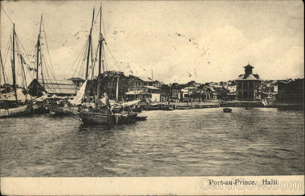 Port-au-Prince Haiti Caribbean Islands