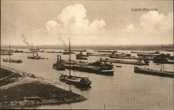 Lobith - Rijnzicht Netherlands Benelux Countries