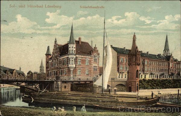 Sol- und Morbad Luneburg Germany