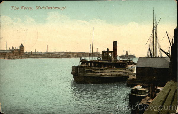 The Ferry Middlesborough England