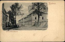 K.K. Artillerie-Kaserne