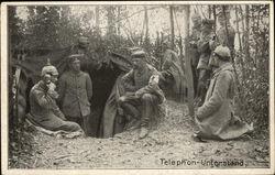 Telephon - Unterstand