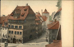 Nurnberg, Durer-Haus