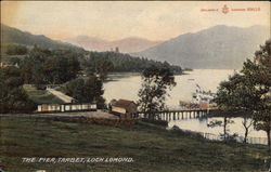 The Pier, Tarbet