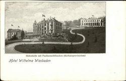 Hotel Wilhelma Wiesbaden