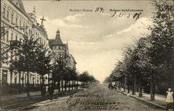 Berliner Strasse - Hohenschönhausen