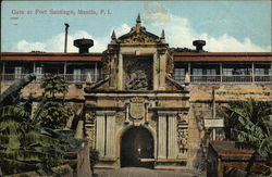 Gate at Fort Santiago