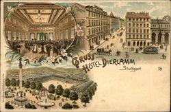 Gruss vom Hotel Dierlam