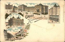 Gruss aus Hannover