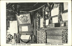 Vie of the Stamp Room