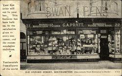 G. A. Pratt, Bookseller - Oxford Street