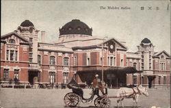Mukden Station