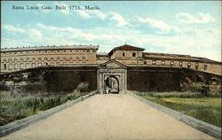 Santa Lucia Gate